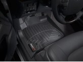 Коврики WEATHERTECH для Lexus LX-570 передние, цвет черный.