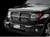 Дефлектор капота WEATHERTECH для Dodge Nitro, темный 2007-2011 г.