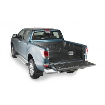 Вкладыш в кузов для Nissan NP300 под борт (а/м с двойной кабины) только для NP300 официально поставляемой на российский рынок до 2010 г.
