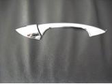 Хромированные накладки под дверные ручки Mercedes-Benz GLK