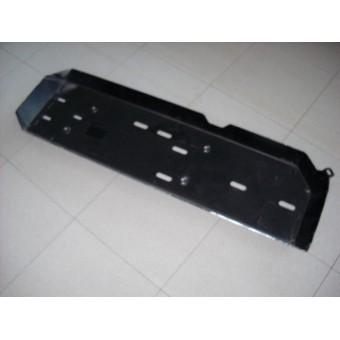 Cтальная защита топливного бака (толщина листа 3 мм), для автомобилей до 2013 г.
