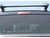 Хромированная накладка для Volkswagen Amarok (окантовка заднего стоп-сигнала полир. нерж. сталь), изображение 2