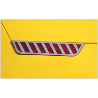Хромированные накладки для Chevrolet Camaro (нерж. сталь)