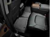 Коврики WEATHERTECH для Nissan Patrol Y62 задние, цвет черный