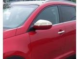 Хромированные накладки на зеркала Kia Sportage