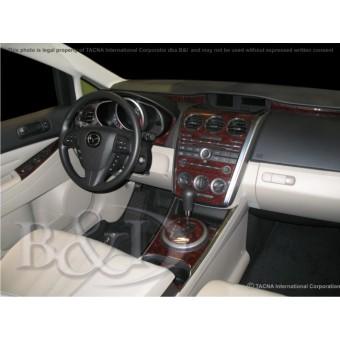 Декор салона Mazda CX 7 (29 предметов, перед заказом уточняйте цвет декора)