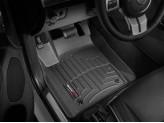 Коврики в салон передние, цвет черный для авто до 2013 г.
