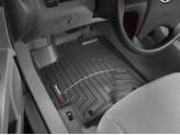 Коврики WEATHERTECH для Toyota Highlander передние, цвет черный