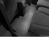 Коврики WEATHERTECH для Toyota Highlander задние, цвет черный
