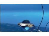 Хромированные накладки на дверные ручки Kia Venga