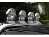 Лампы дальнего света PIAA520SMR H3-55 для Ford Ranger T6 с установочным комплектом 113713P