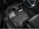 Коврики WEATHERTECH для Ford Explorer передние, цвет черный, для мод. 2011-2014 г.