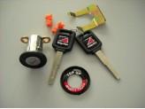 Личинка замка с 2-мя ключами для крышки TS,TS-I,TS-II