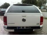 """Кунг """"Starbox"""" для Volkswagen Amarok (в грунте, под окраску), изображение 7"""