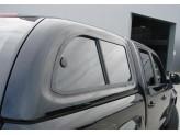 """Крыша пикапа """"STARLUX"""" под окраску (дополнительный стоп сигнал,боковые окна раздвижные,внутренние освещение,тонировка,ковровая обшивка), изображение 5"""