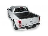 Ковер-вставка в кузов пластиковая для Double Cab под борт