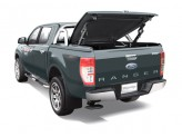 Крышка пикапа для Double Cab TS-II в комплекте с защитными дугам и рейлингами, цвет Performance Blue, изображение 3