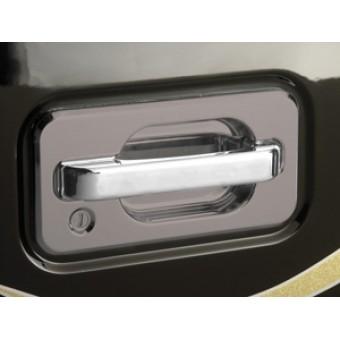 Хромированные ручки для Hummer H2 (алюминий с тройным хромовым покрытием) из 4 шт