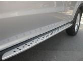 Комплект алюминиевых порогов, стиль BMW