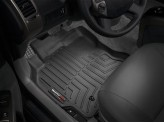 Коврики WEATHERTECH для Toyota HiLux передние, цвет черный для мод. с 2012 г