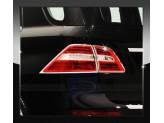 Хромированные накладки на задние фонари Mercedes-Benz M-class W166