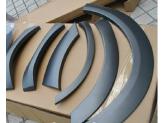 Расширители колесных арок к-т из 12 ч. для стандартной комплектации., изображение 4