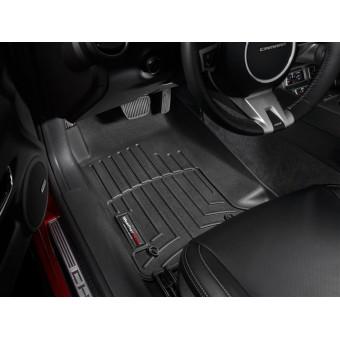 Коврики WEATHERTECH для Chevrolet Camaro передние, цвет черный
