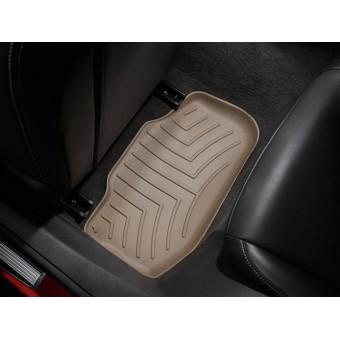 Коврики WEATHERTECH для Chevrolet Camaro задние, цвет бежевый