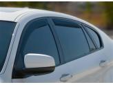 Дефлекторы боковых окон WEATHERTECH для BMW X6