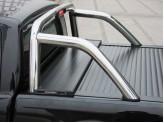 """Алюминиевая крышка """"ROLL-ON"""" цвет черный (электростатическая покраска,устанавливается с ориг. дугой), изображение 4"""