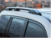 Комплект хромированных рейлингов для Toyota Landcruiser Prado 150