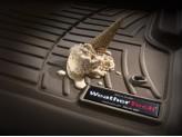 Коврики WEATHERTECH для Chevrolet Camaro задние, цвет серый, изображение 4
