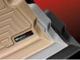 Коврики WEATHERTECH для Chevrolet Camaro задние, цвет бежевый, изображение 6