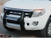 """Передняя защита из стального корпуса покрытая полиуретаном с логотипом """"FORD"""""""