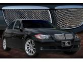 Комплект решеток для BMW 3-Series E90, полир. нерж. сталь
