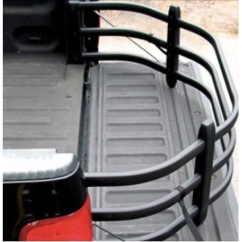 Ограничитель BEDXTENDER HD™ SPORT для перемещения не габаритных грузов (цвет черный,алюминий, можно заказать в серебристом цвете)