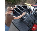 Ограничитель BEDXTENDER HD™ SPORT для перемещения не габаритных грузов (цвет черный,алюминий, можно заказать в серебристом цвете), изображение 5