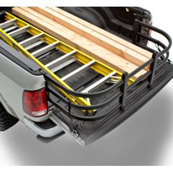 Ограничитель BEDXTENDER HD™ MAX для перемещения не габаритных грузов (цвет черный,алюминий, можно заказать в серебристом цвете)