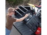 Ограничитель BEDXTENDER HD™ SPORT для перемещения не габаритных грузов (цвет черный. алюминий), изображение 4