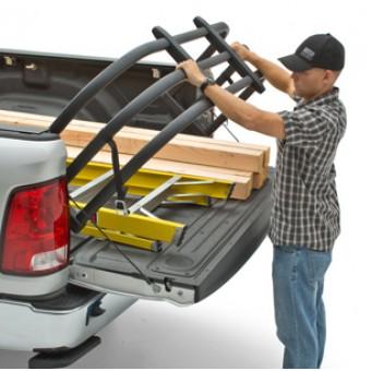 Ограничитель BEDXTENDER HD™ SPORT для перемещения не габаритных грузов (цвет черный. алюминий)