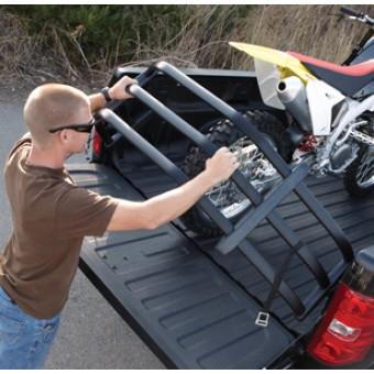 Ограничитель BEDXTENDER HD™ SPORT для перемещения не габаритных грузов (цвет серебристый алюминий, можно заказать в черном цвете)