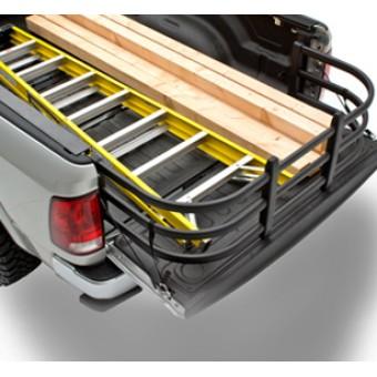 Ограничитель BEDXTENDER HD™ SPORT для перемещения не габаритных грузов (цвет серебристый,алюминий,можно заказать в черном цвете)