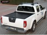 """Крышка для Nissan Navara D 40 """"ROLL-ON"""" цвет черный (электростатическая покраска), изображение 3"""