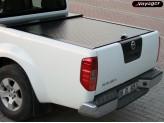 """Крышка для Nissan Navara D 40 """"ROLL-ON"""" цвет черный (электростатическая покраска), изображение 6"""