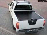 "Крышка для Nissan Navara D 40 ""ROLL-ON"" цвет черный"