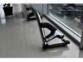 Защитная дуга в кузов пикапа 76 мм с логотипом полир. нерж. сталь., изображение 2