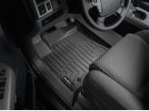 Коврики WEATHERTECH для Toyota TUNDRA передние,цвет черный