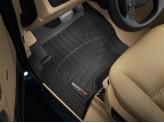Коврики WEATHERTECH для Land Rover Discovery-3 передние, цвет черный