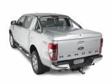 """Крышка пикапа для Ford Ranger T6, модель """"Sport Lid II"""" с защитными дугами из нерж. стали 76 мм"""