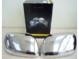 Хромированные накладки на зеркала Toyota Landcruiser 200